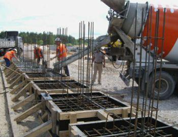 Всі бетонні роботи